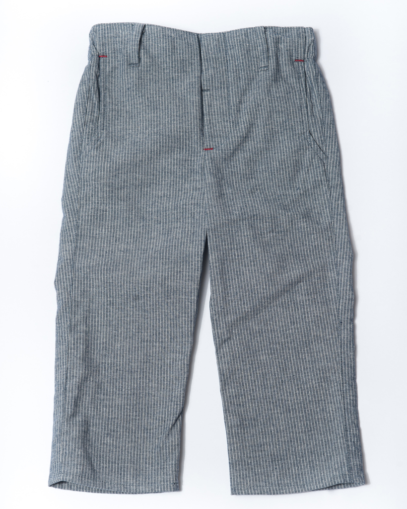 Trouser Slim_ Pinstripe Chambray Front.jpg