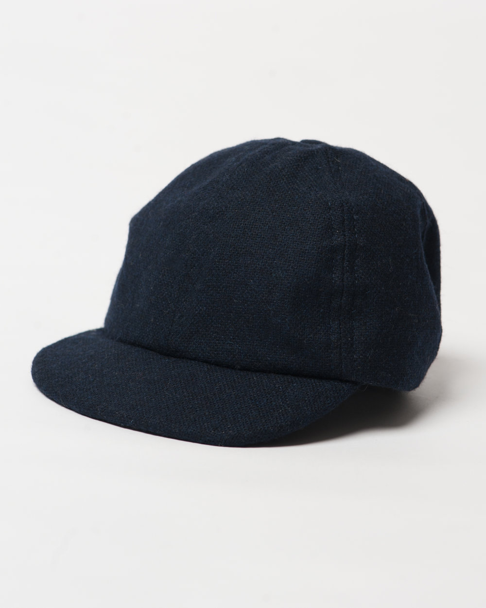 Kids Navy Wool Infant Cap Front FW17.jpg