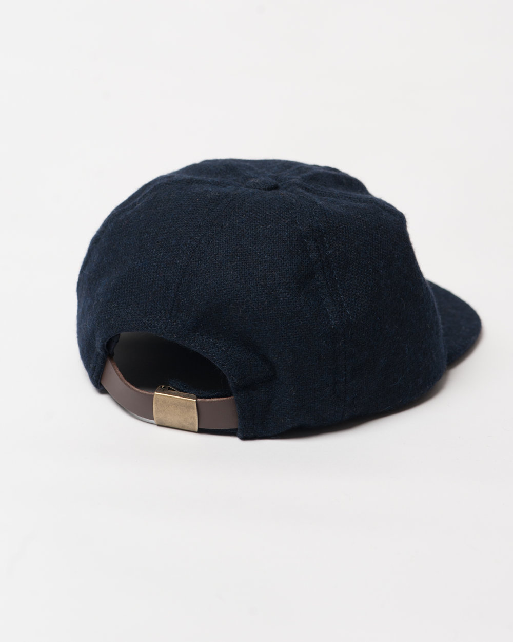 Kids Navy Wool Toddler Cap Back FW17.jpg