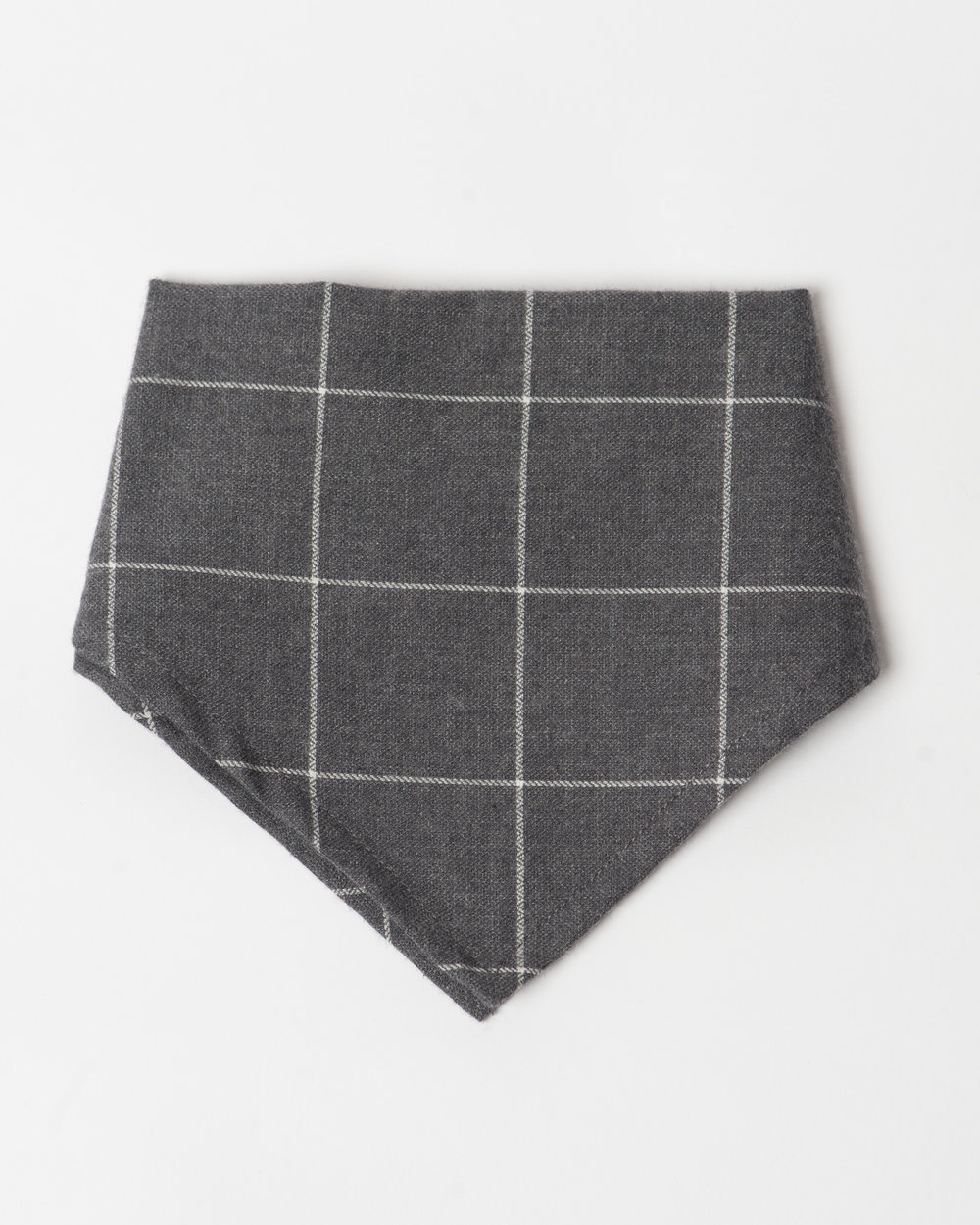 Kids Charcoal Windowpane Bandana Back FW17.jpg