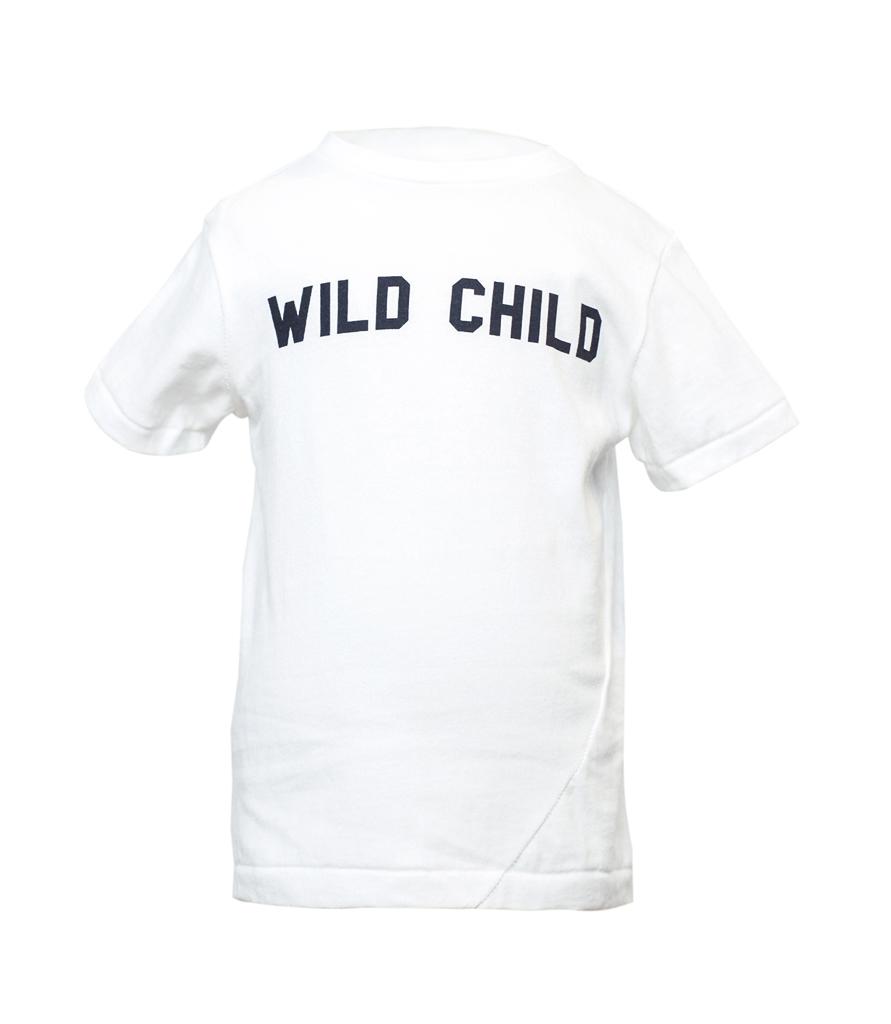 Kids Wild Child Graphic T-Shirt Front.jpg