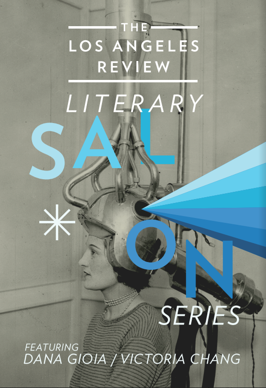 LAR Literary Salon Series Mailer, Fall 2016