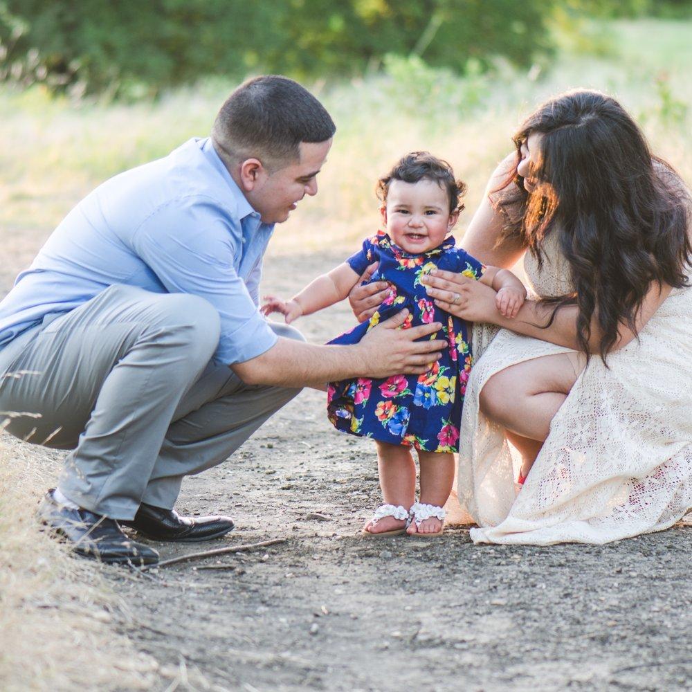 Adriana Cardenas & Family