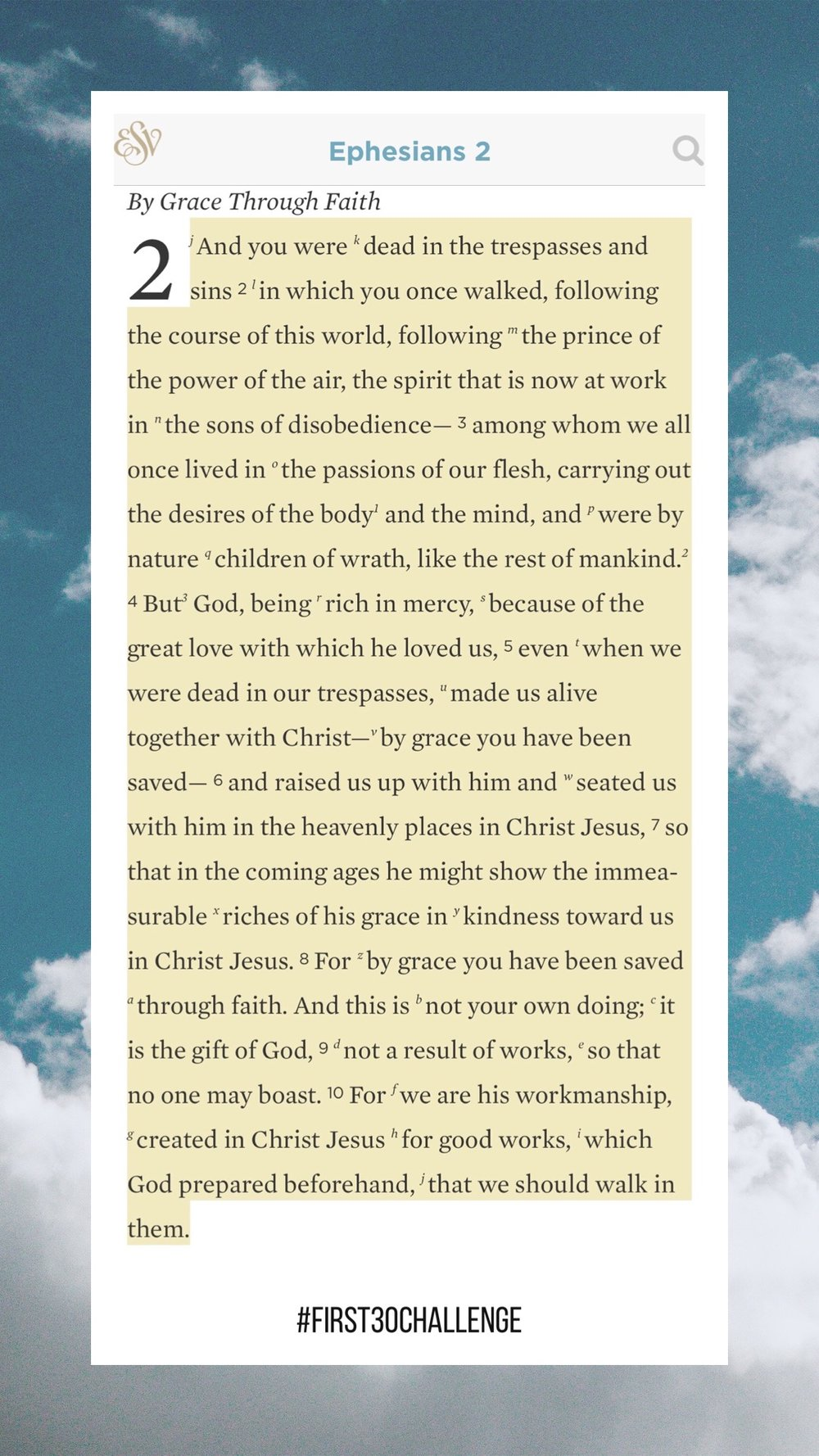 Ephesians 2: 1-10 - GOD, ALREADY PAID FOR OUR FREEDOM