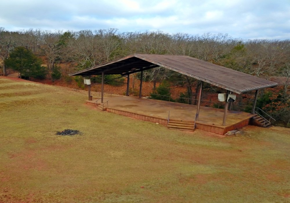 CAMP ADVENTURE AMPHITHEATER