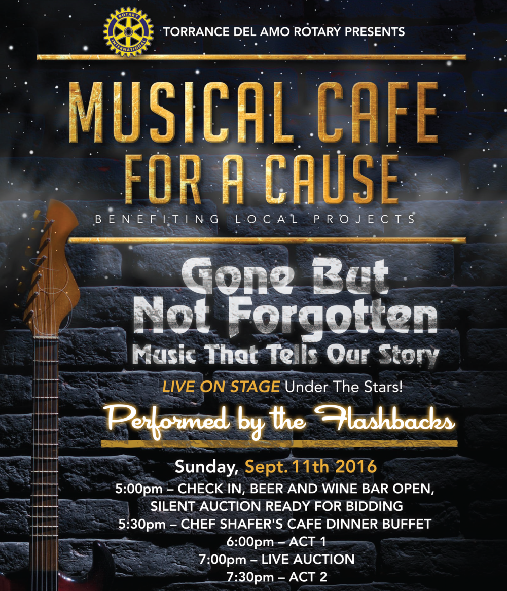 Cafe For A Cause Tickets