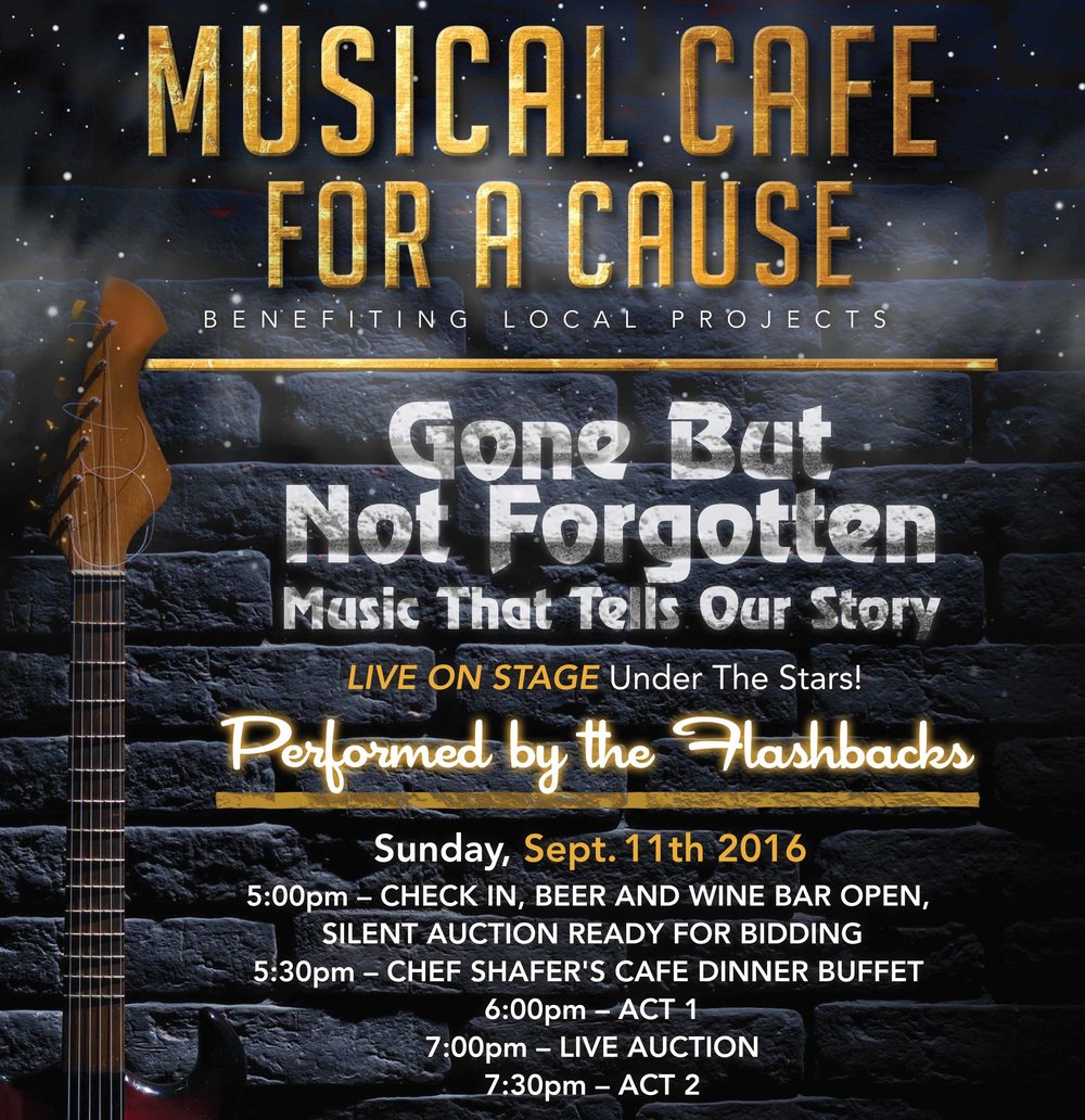 Cafe For A Cause