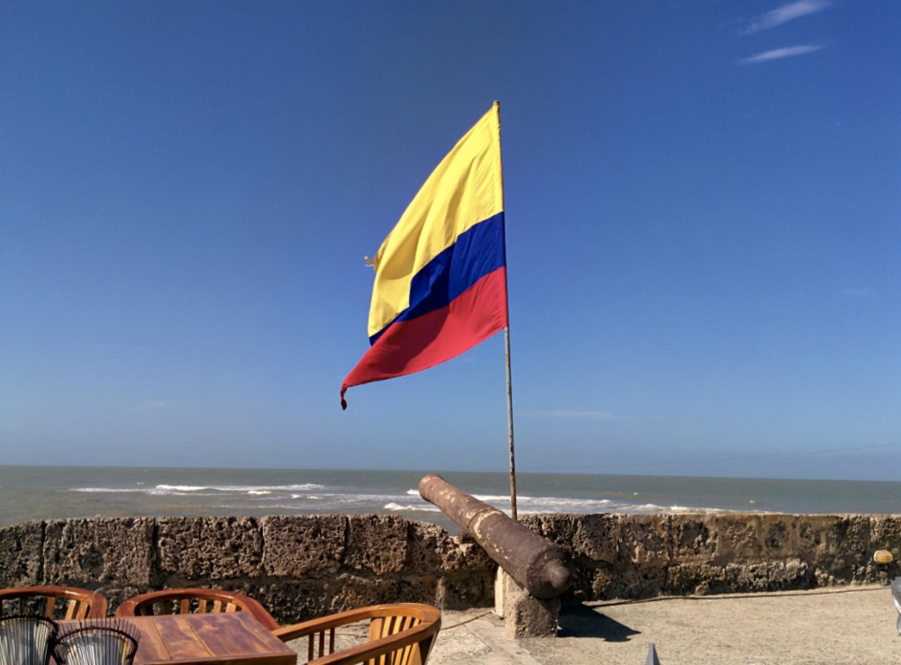 "The Edge of Cartagena aka ""The Walled City"""