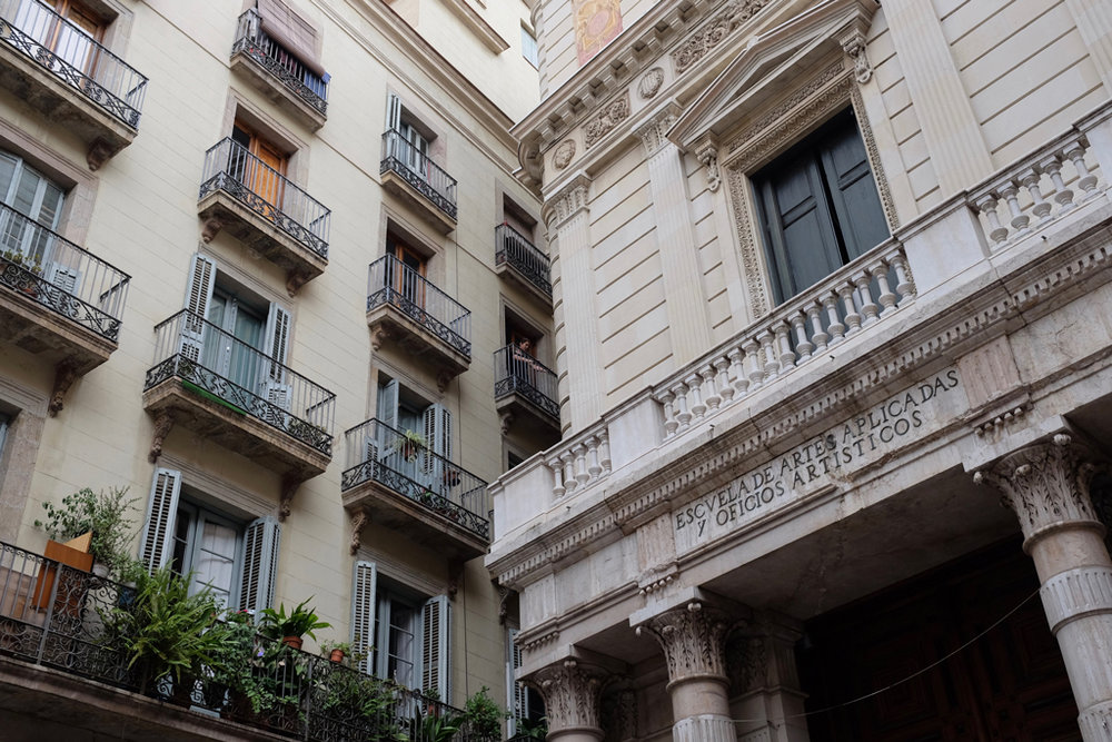 Hotels within a sniff of La Rambla are, rightfully, fairly expensive.