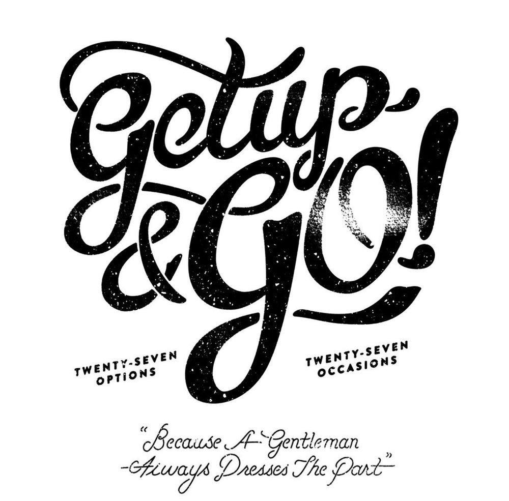 "FRYE - ""GETUP & GO"""