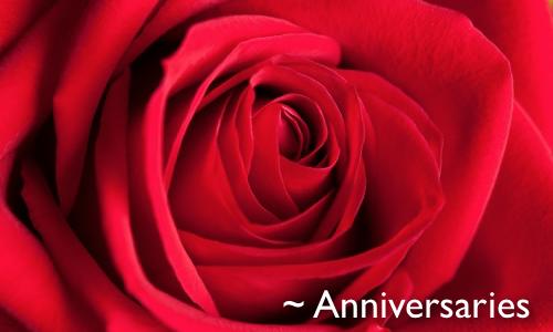 anniversary