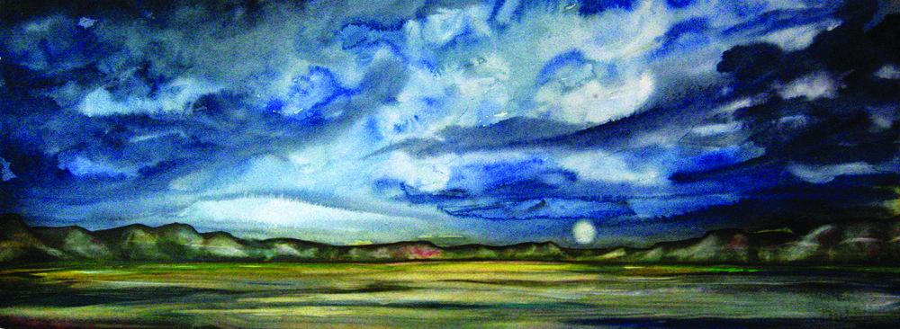 Allison Argy-Burgess, 'A Tale is Told'
