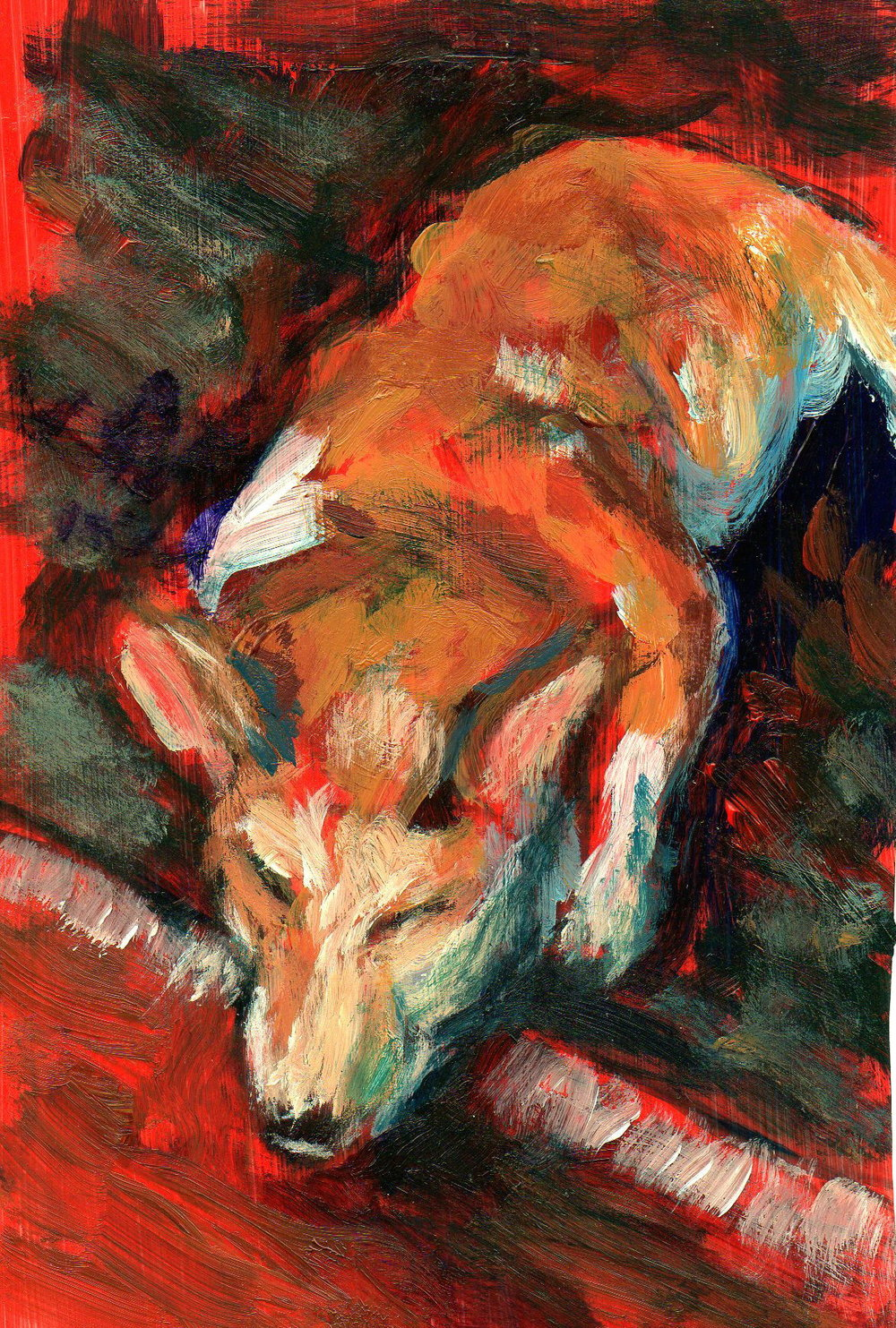 1008 Sleeping Dog Series 9