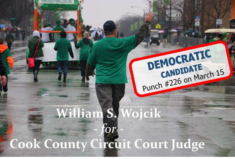 William Wojcik Election