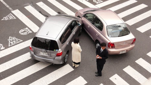 Call an experienced auto accident lawyer as fast as possible after getting into a car accident of any kind.