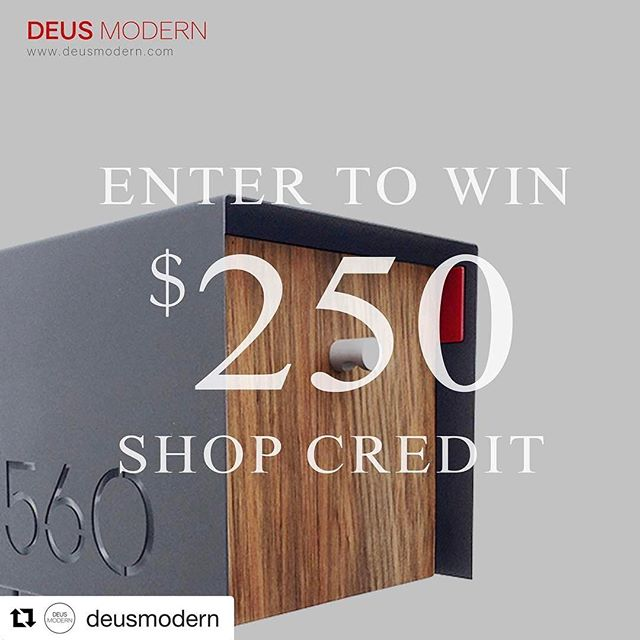 Like and follow @deusmodern for more info!