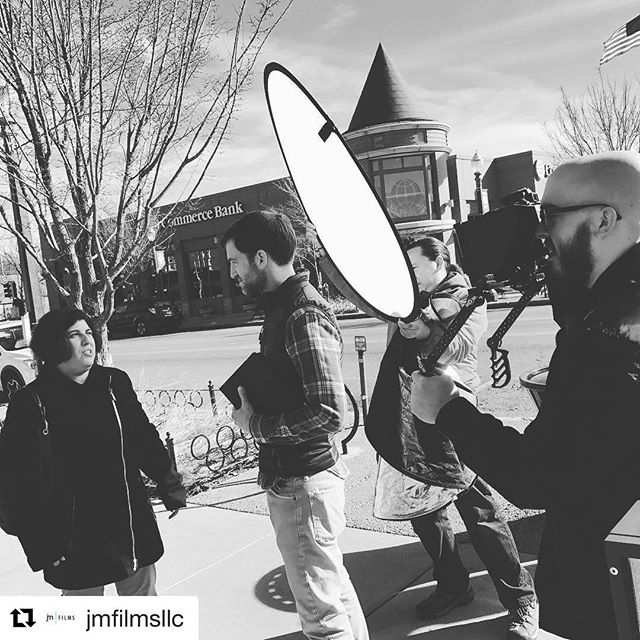 #Repost @jmfilmsllc with @repostapp ・・・ Day two of shooting with @pweber31 @aeshdesign is off to a fun start! #aeshdesign #aeshdesignlab #filmproduction #jmfilms #stlouis #stl #architecture #fabrication