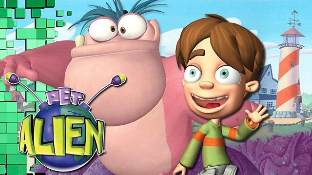 Pet Alien (Nuevos episodios) Nueva temporada disponible!  Full HD 26 x 1/2 . . . . . #contenidoparaniños #animación #caricaturas #petalien #seriedeniños #contendio #distribucionlatam #distribucion #animacionparalatam