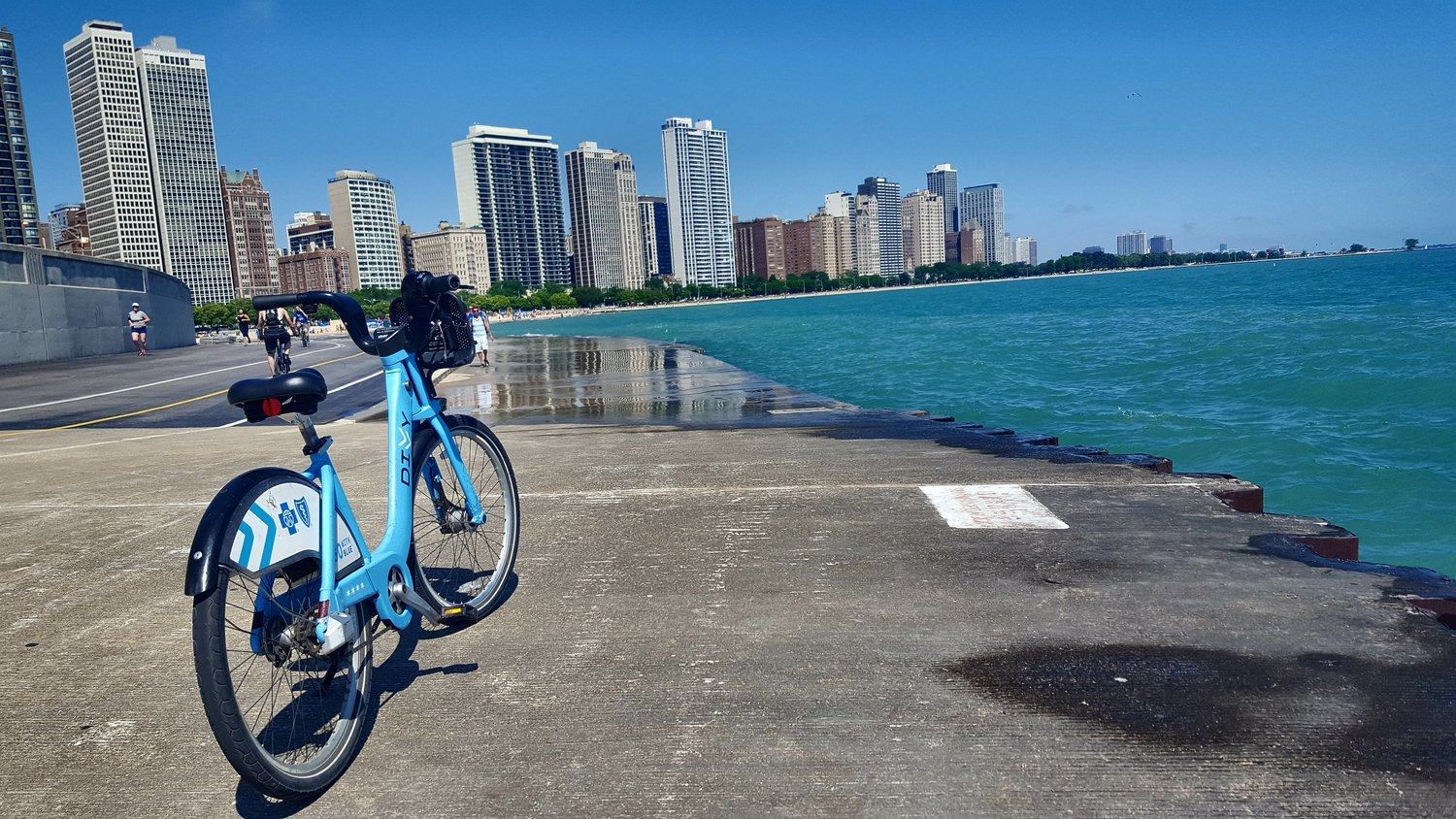 Why Divvy Bikes are the Best Way to See Chicago — Wolves & Waterfalls