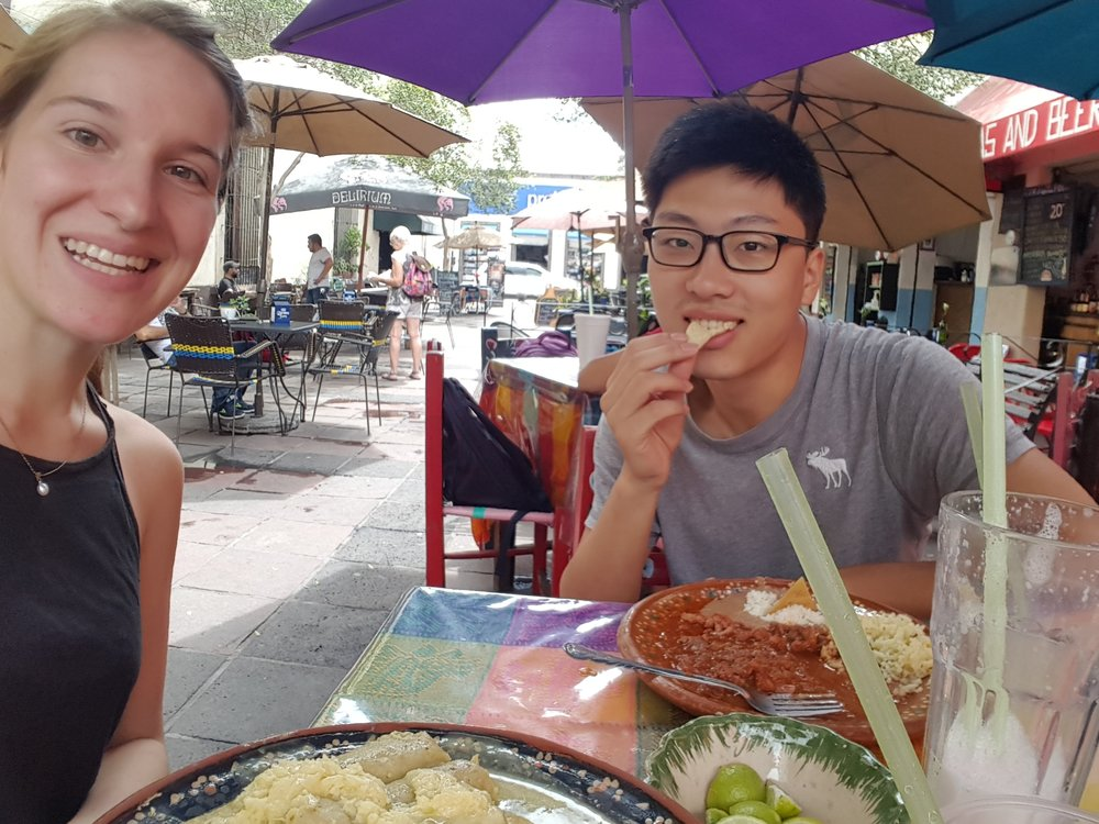 Make the most of your time in Guadalajara by taking advantage of all the yummy food