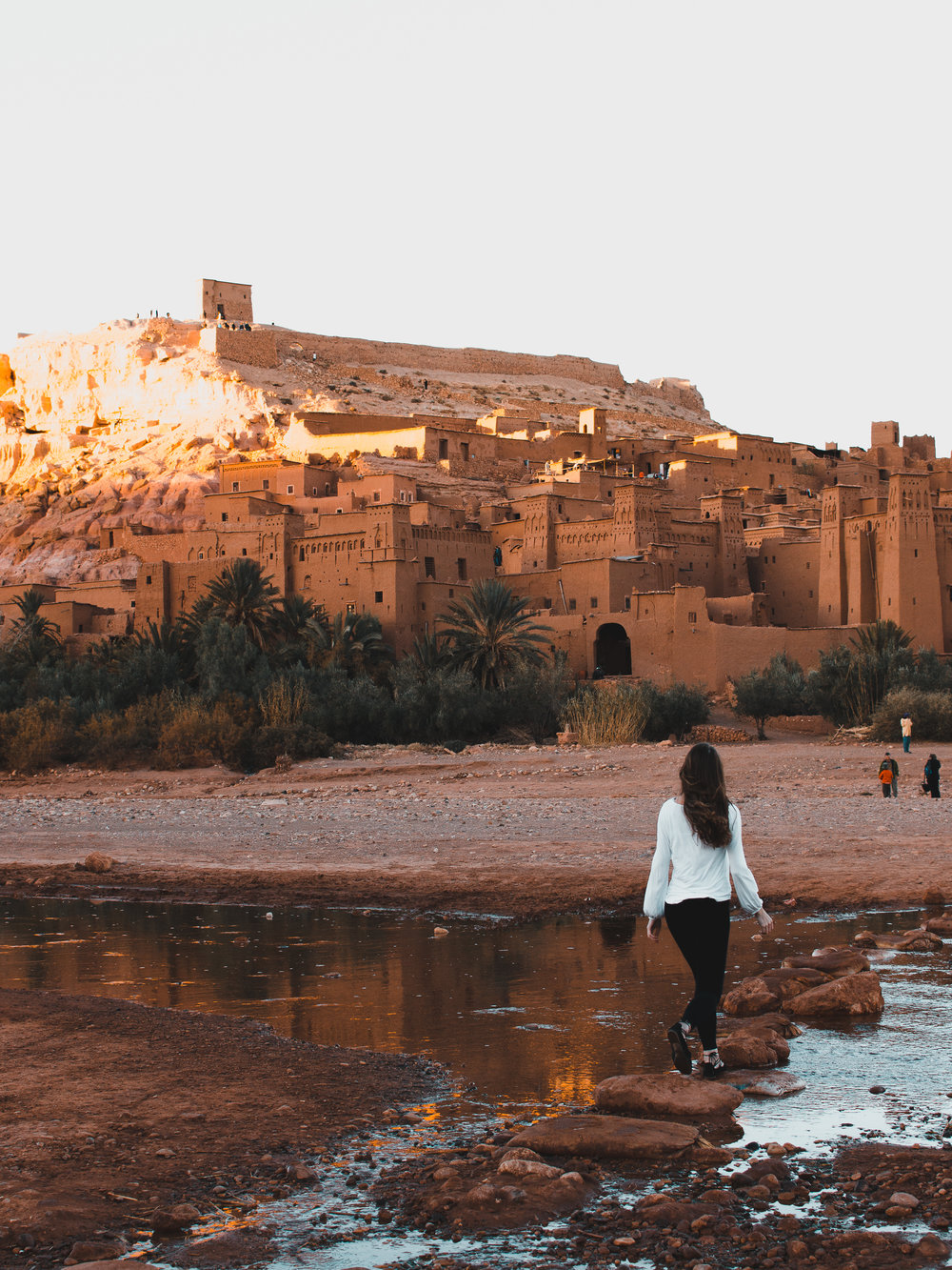 With two weeks in Morocco, you can stop and enjoy places like Ait Benhaddou