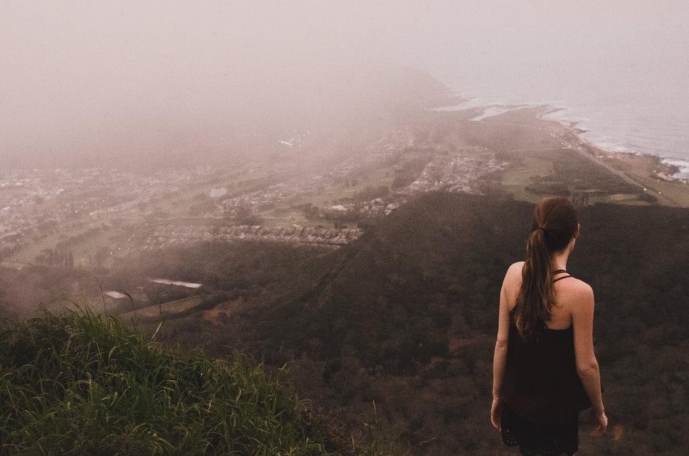 Make sure to hike Koko Crater in Oahu