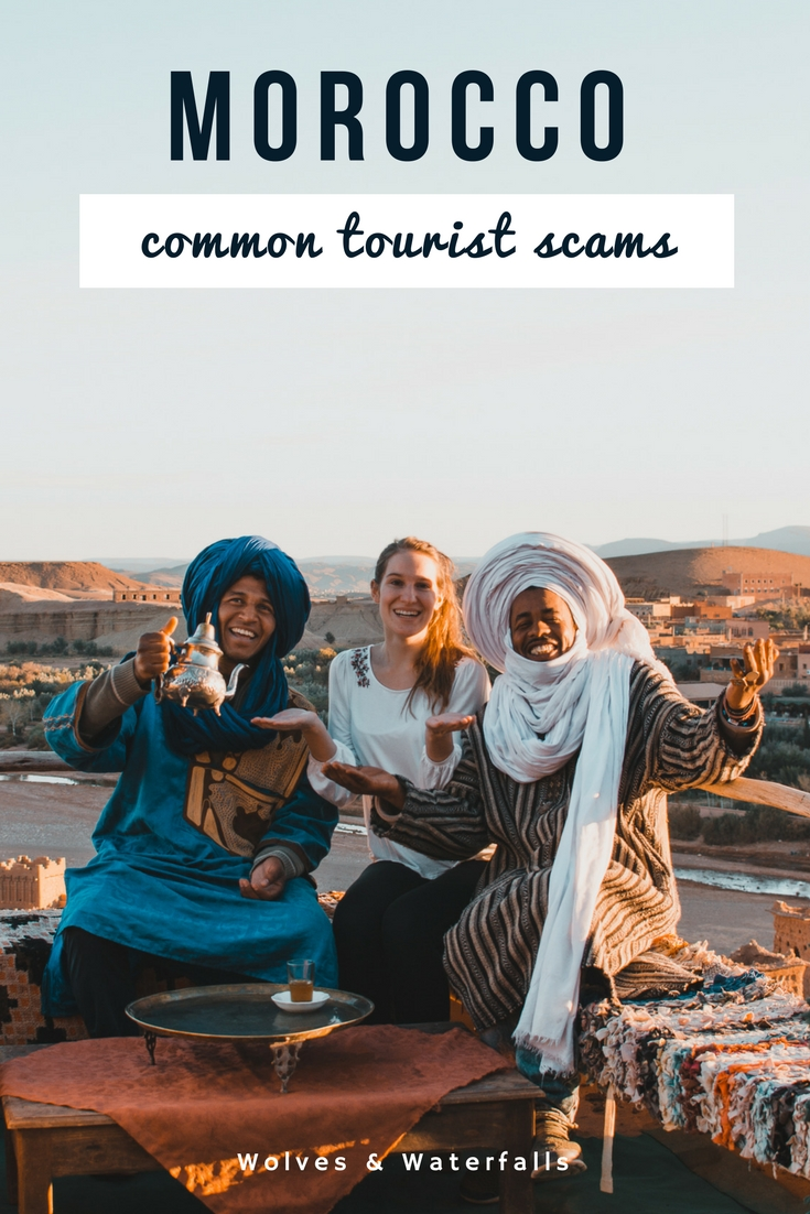 Morocco Travel Info - Common scams to watch out for