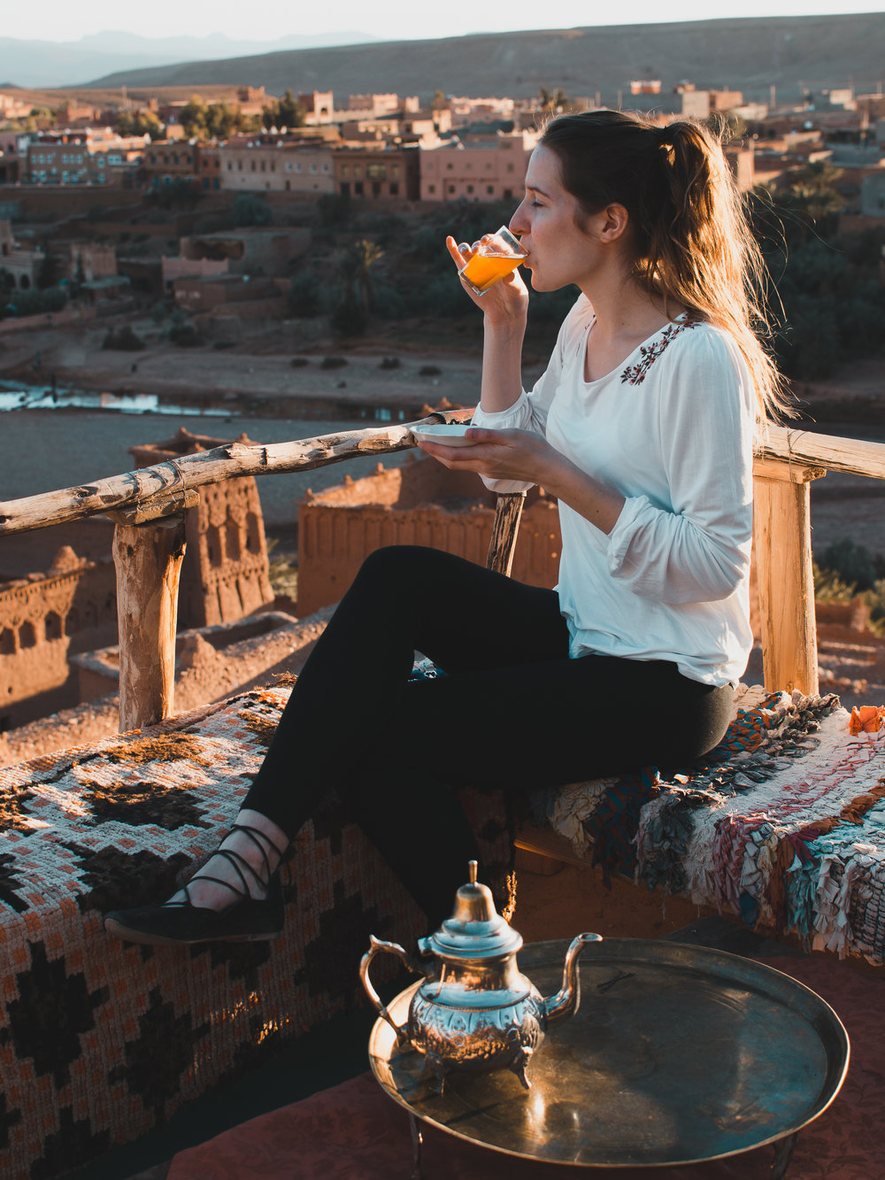 Make sure to count your change in Morocco