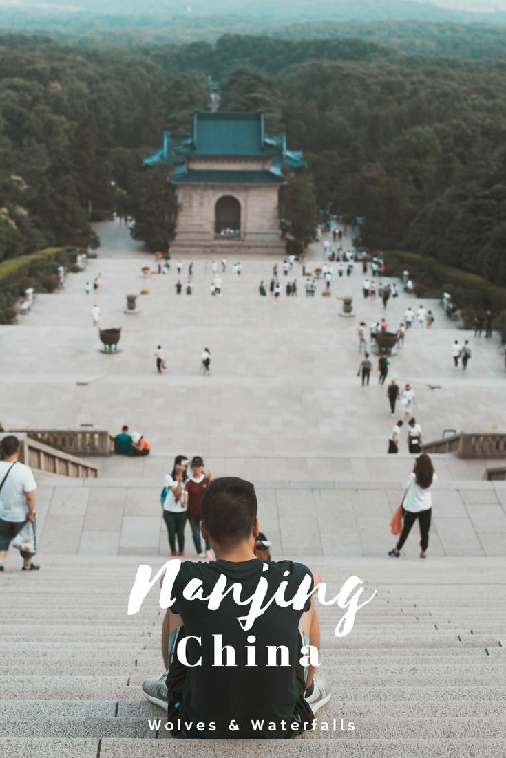 8 Things to do in Nanjing