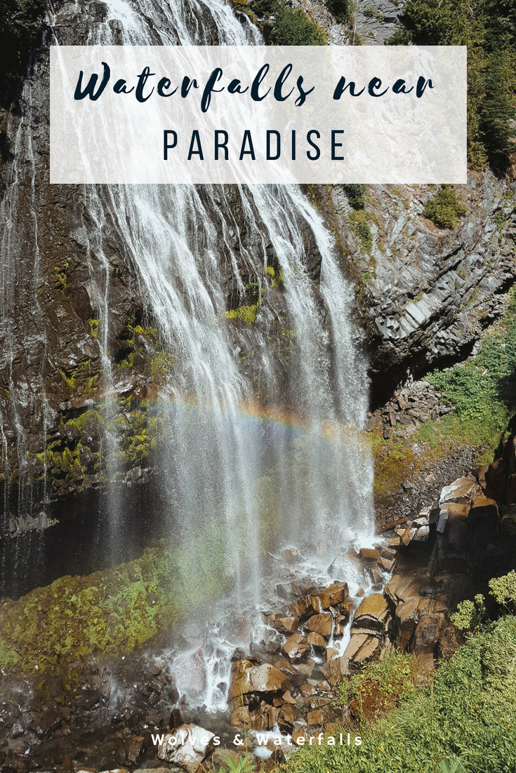 Paradise, Mt. Rainier - What to do and which waterfalls to stop at