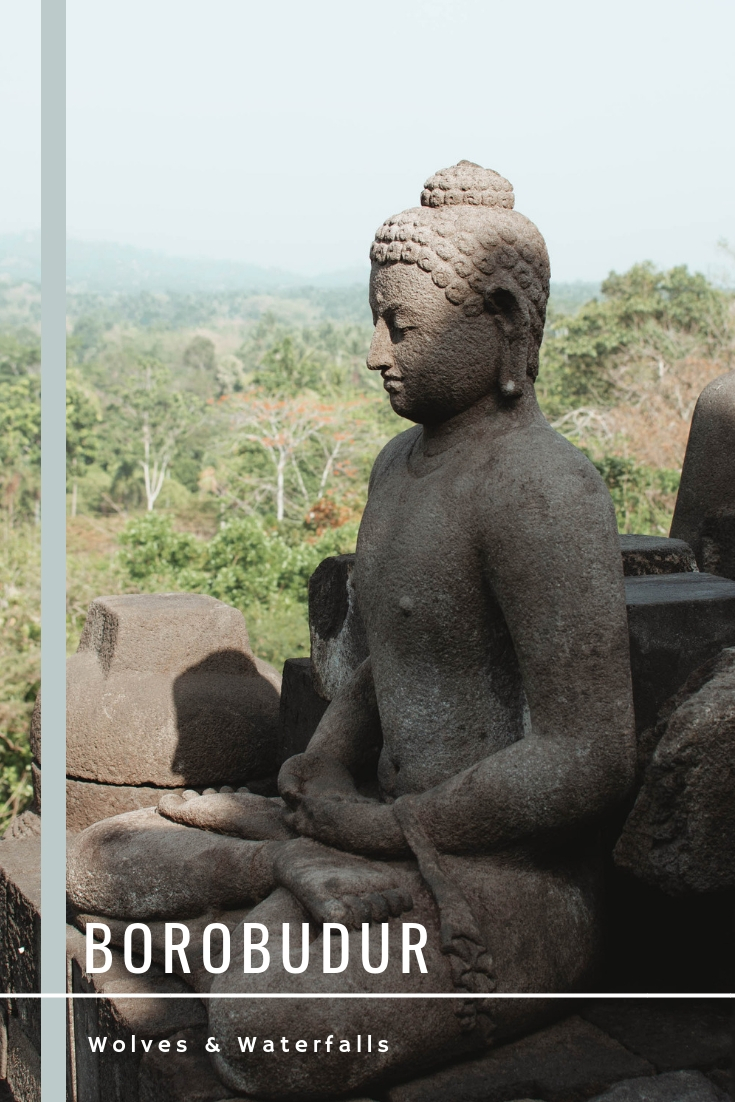 My experience going on a Borobudur sunrise tour