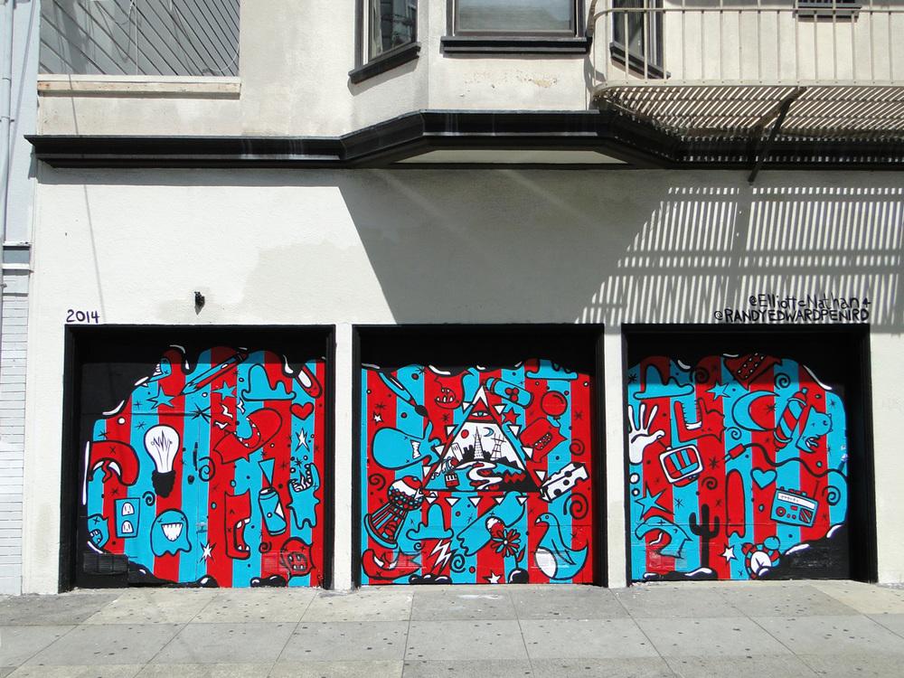Bartlett Mural 2014