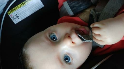 Road trips with babies are not always easy. But with the right attitude it can be done.