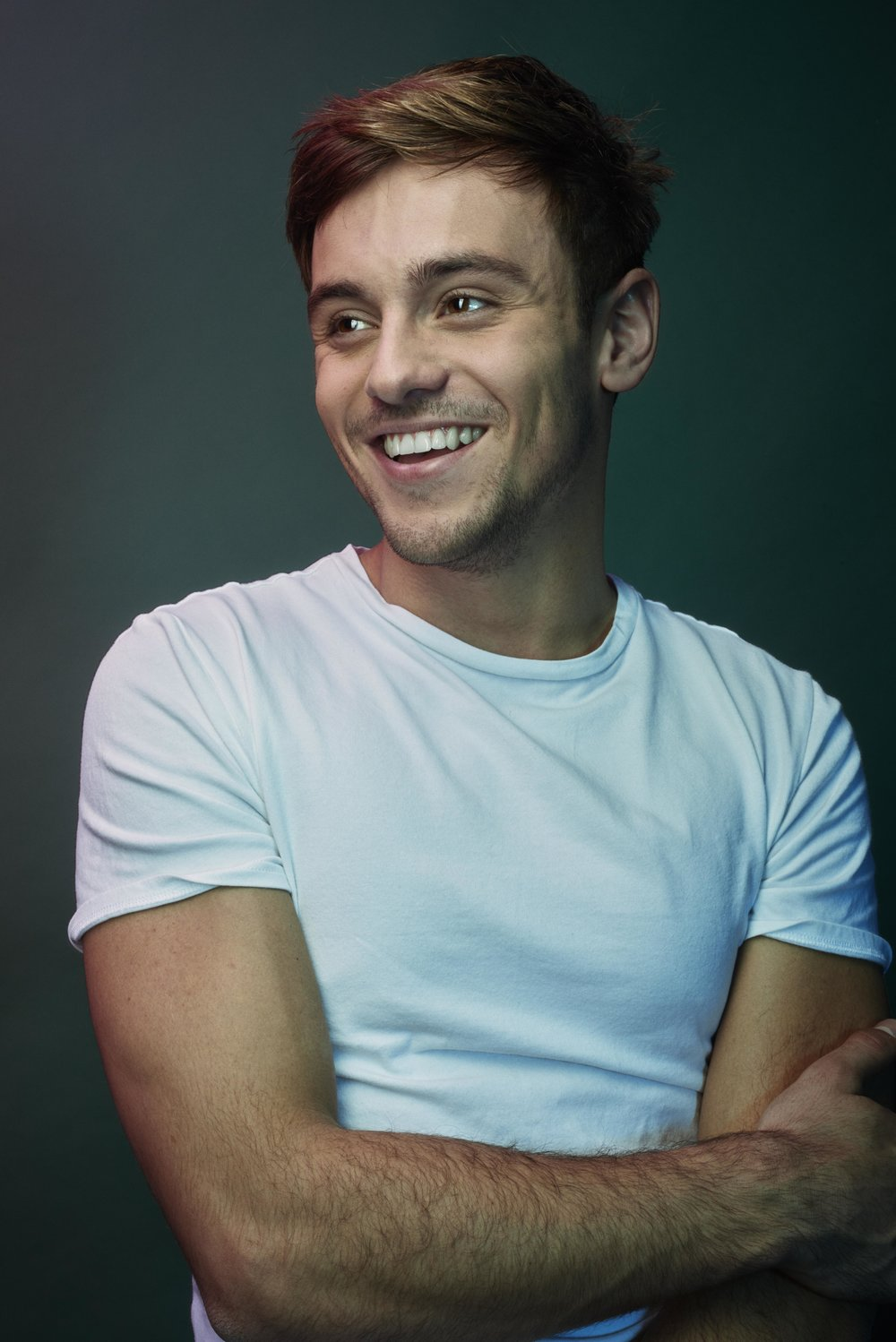 Tom Daley - Sport Magazine