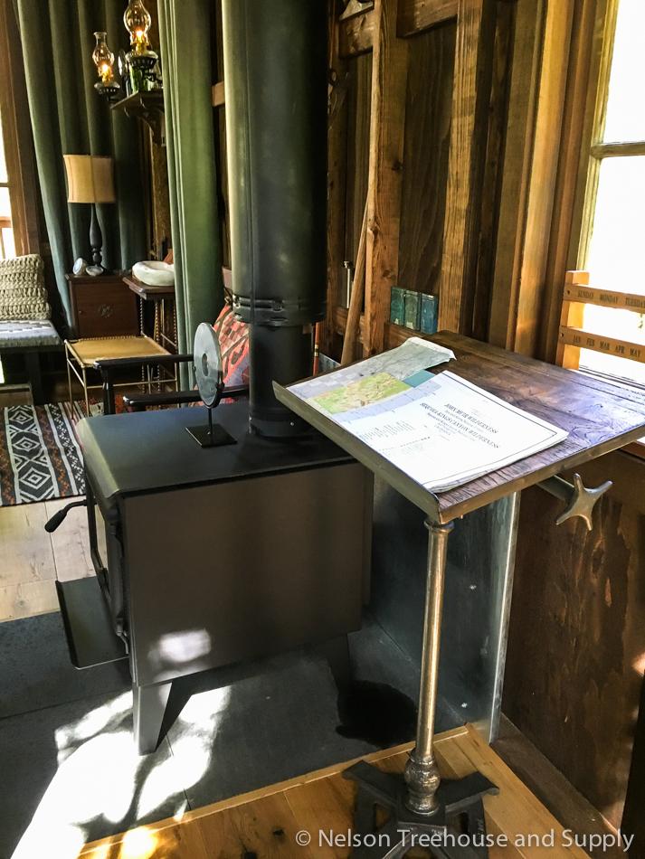 adventure headquarters treehouse living room 4
