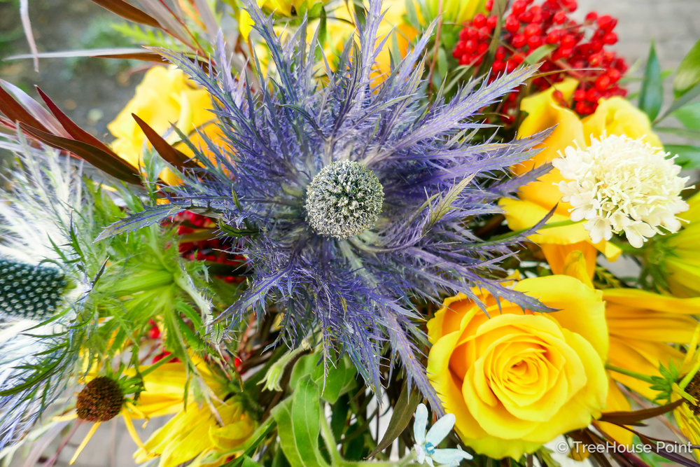 down to earth flowers large arrangement
