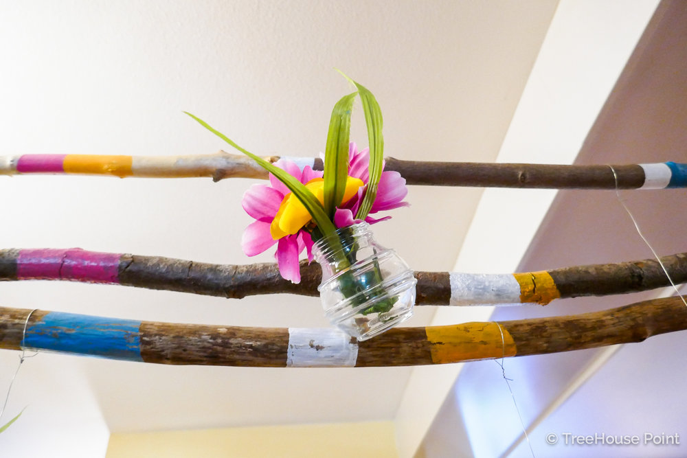 TreeHouse Point Decor Tips