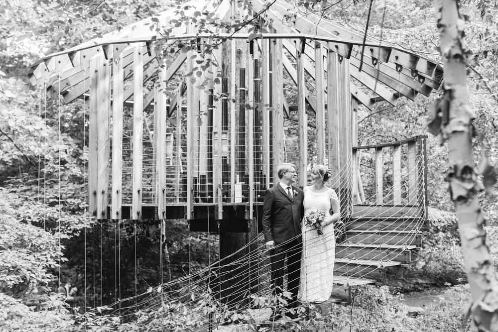 Nelson treehouse wedding