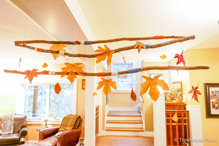 DIY Inspiration: Thanksgiving Decor at TreeHouse Point — Nelson ...