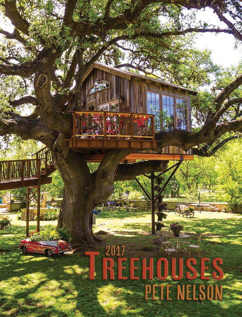 2017 Treehouse Calendar