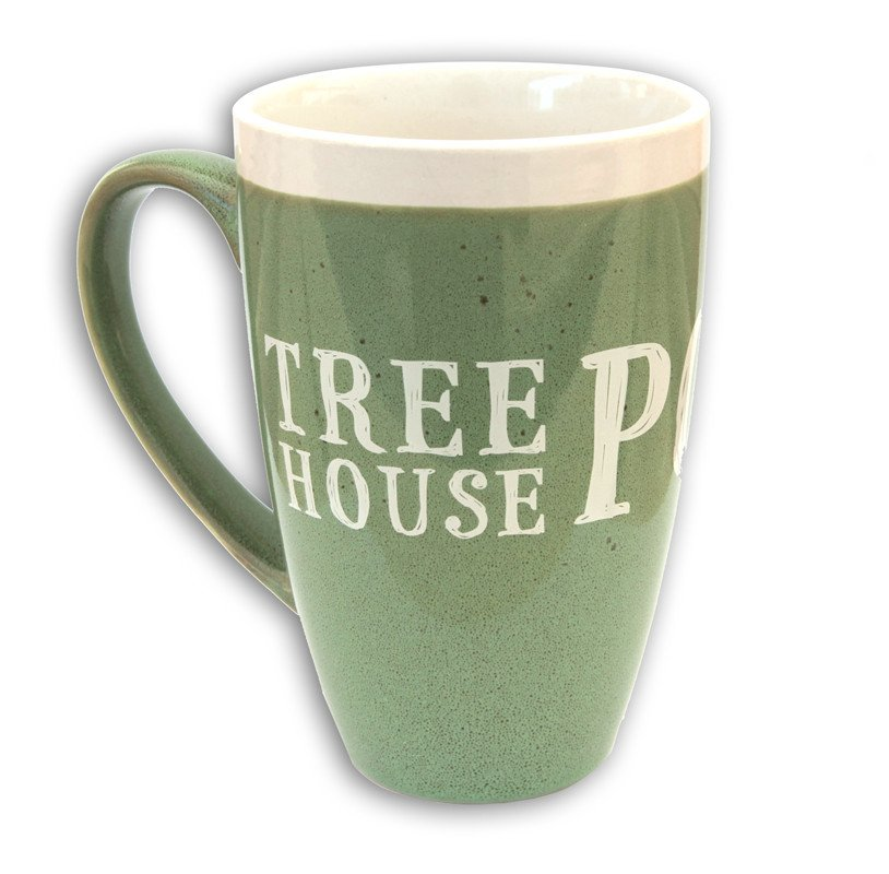 TreeHouse Point mug