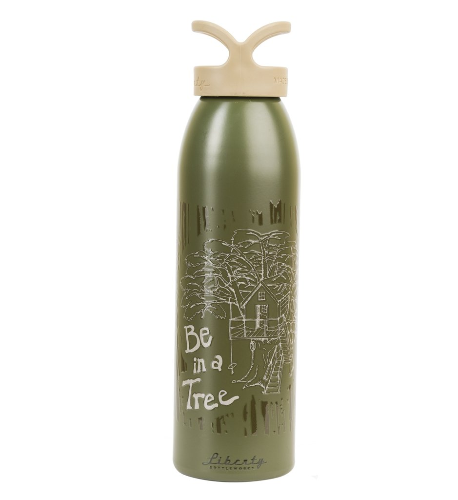 Be in a Tree Water bottle
