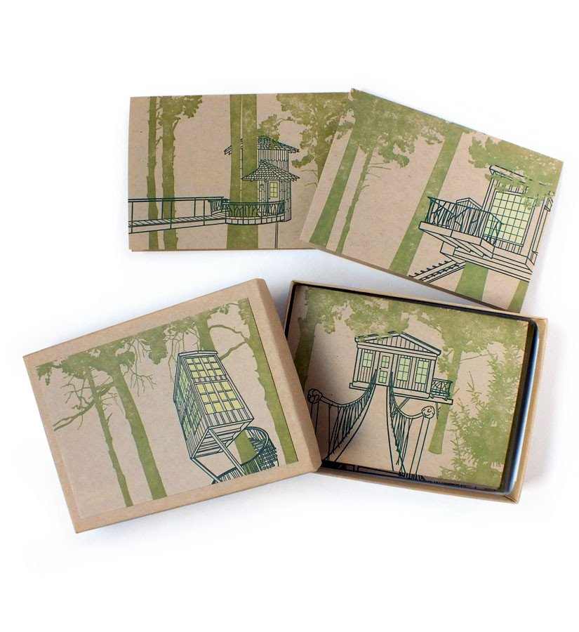 Treehouse Cards