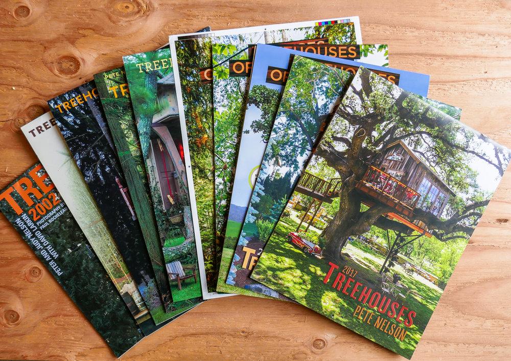 Treehouse calendars