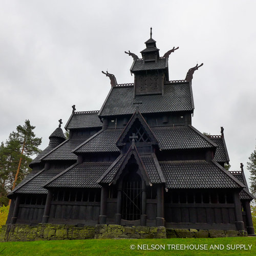 gol stave church norway