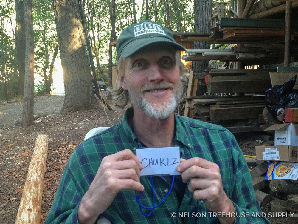 Chuck Nelson Treehouse