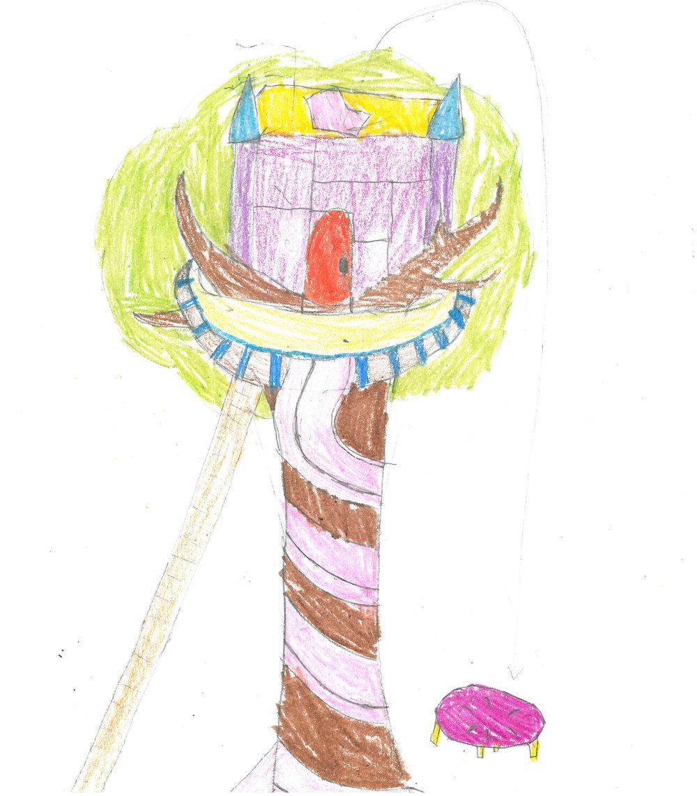 Alex meyer treehouse masters age - Kids _fan_art 6 Jpg