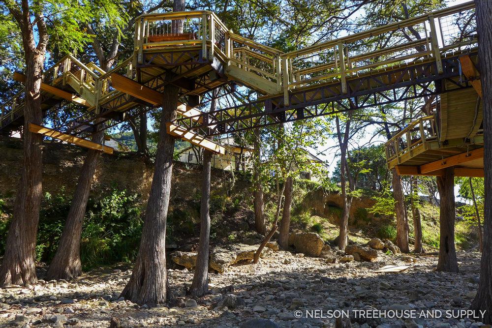 Nelson Treehouse Texas