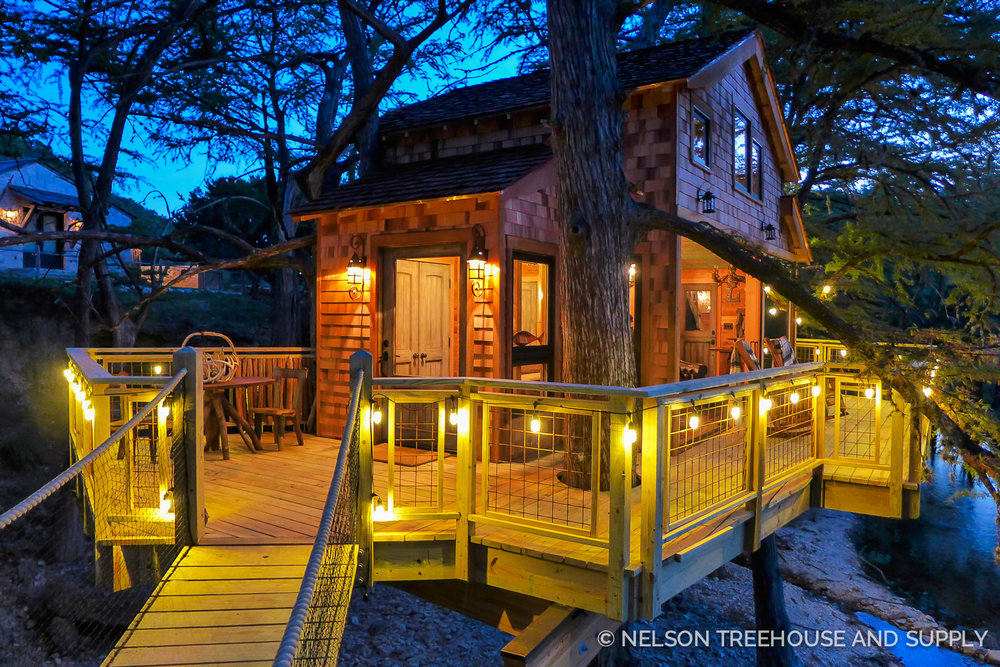 treehousefriday frio river texas treehouse nelson treehouse. Black Bedroom Furniture Sets. Home Design Ideas