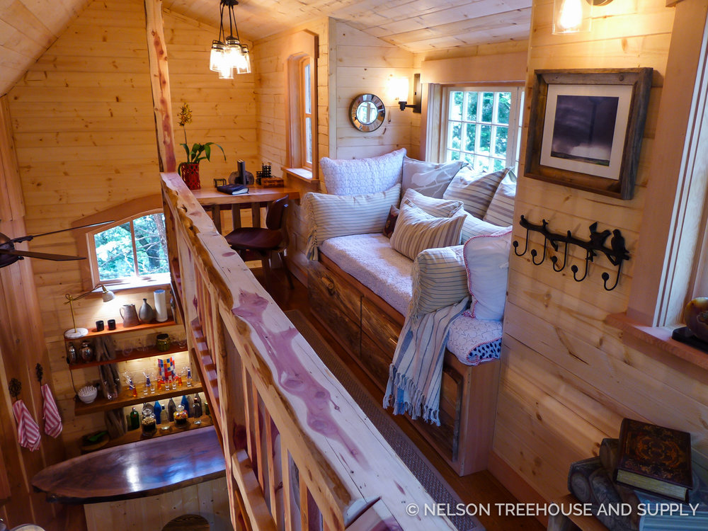 Nelson Treehouse Fairytale Cottage